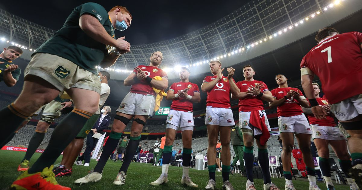 What happens if Lions v South Africa final Test is a draw