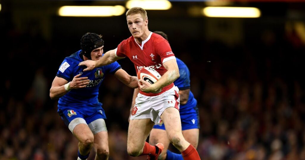Likely Wales team to play the All Blacks starts to emerge as back three looks decided