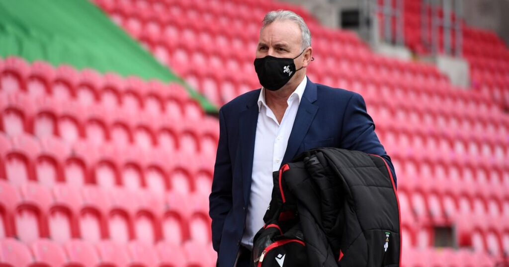 Wales rugby squad players and member of management not double-jabbed